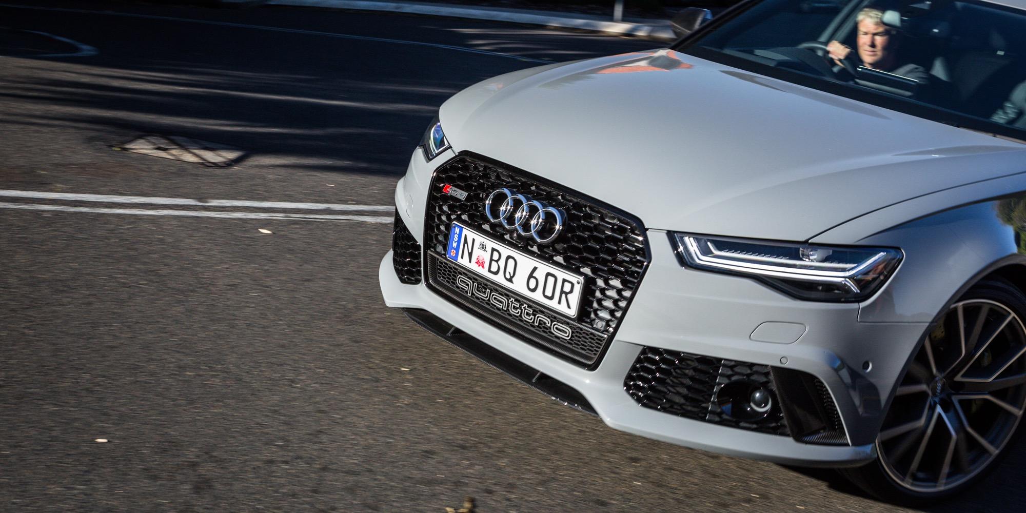 Creative 2016 Audi RS6 Avant Performance Review  CarAdvice