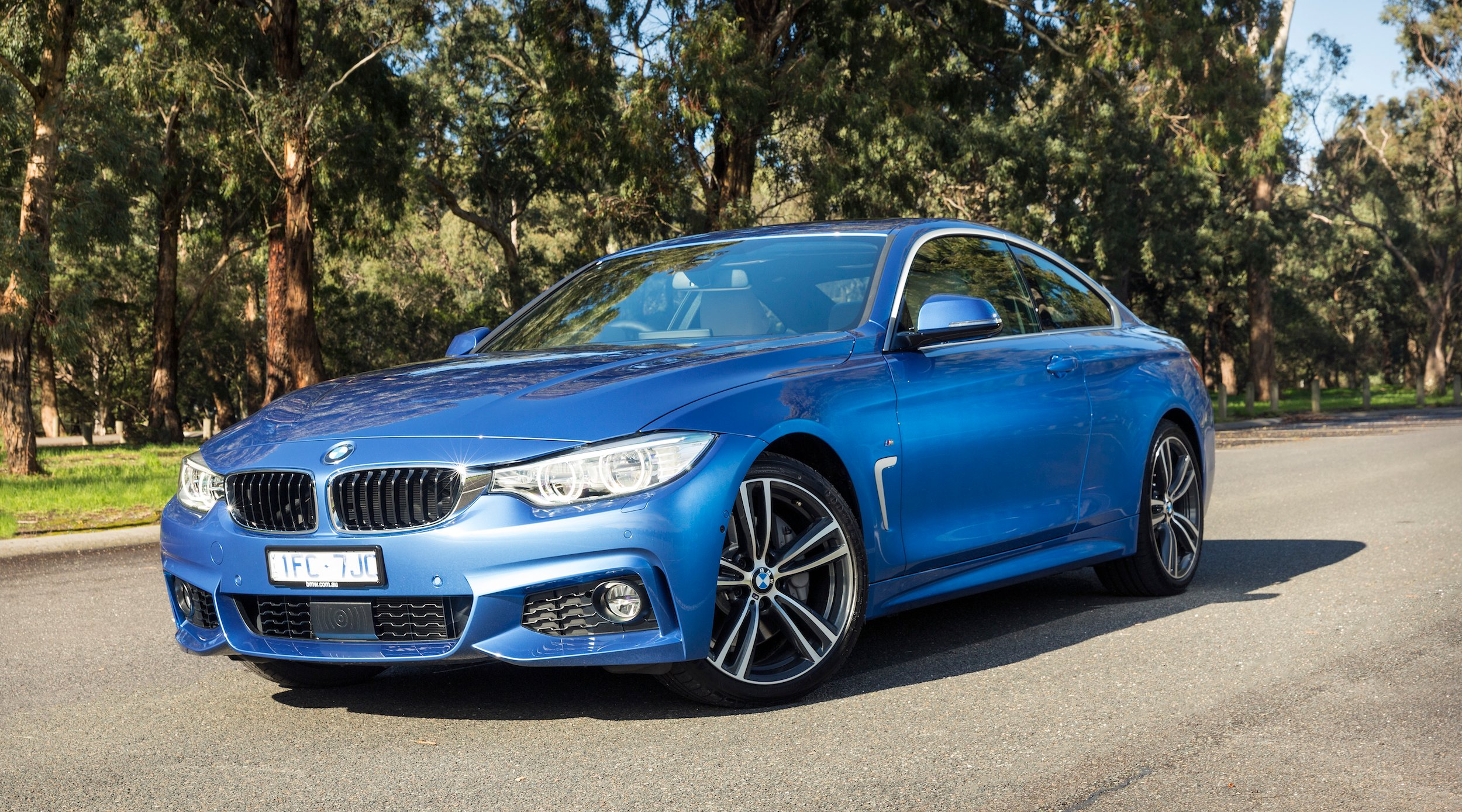 2016 bmw 4 series coupe review caradvice. Black Bedroom Furniture Sets. Home Design Ideas
