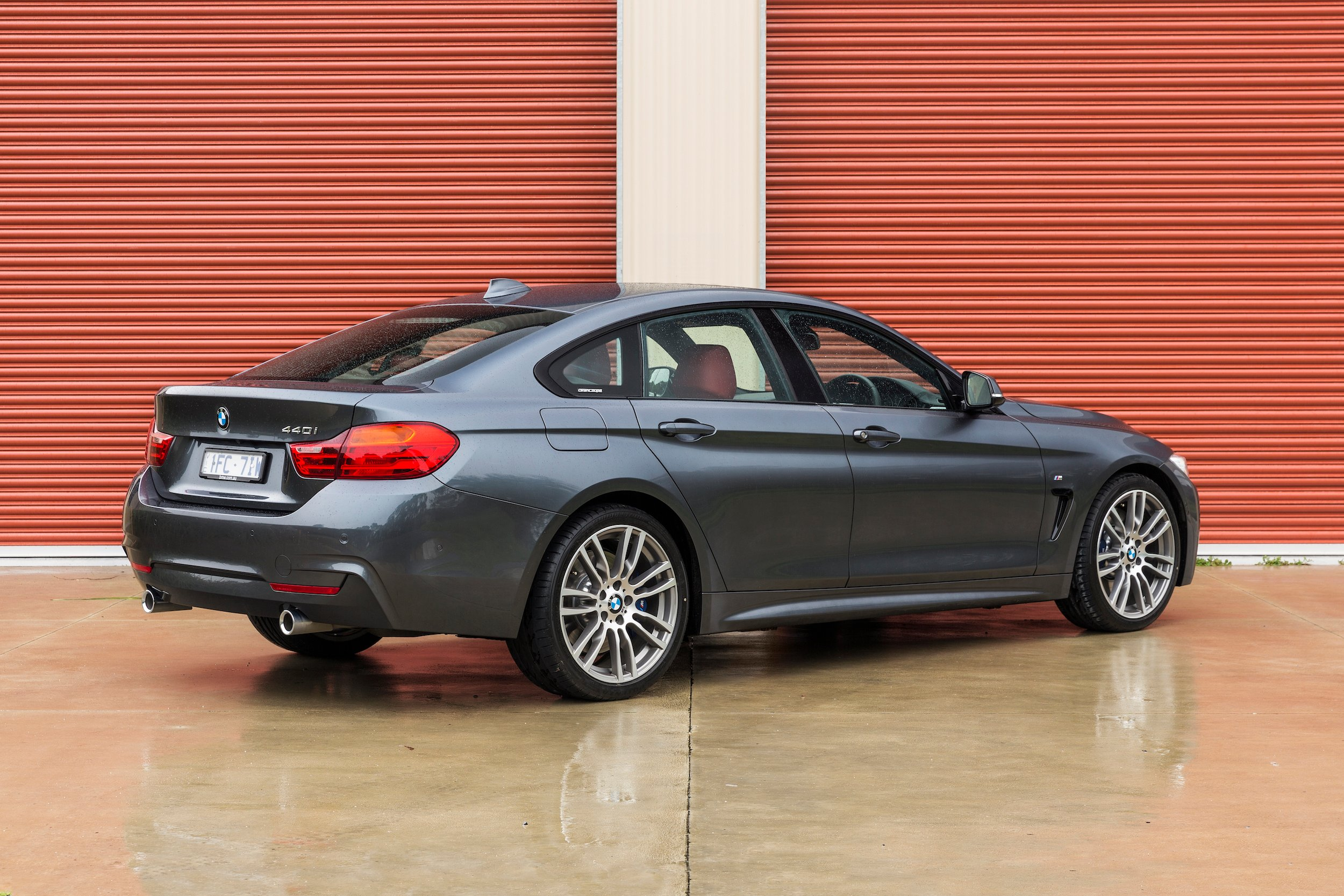 2016 bmw 4 series gran coupe review caradvice. Black Bedroom Furniture Sets. Home Design Ideas