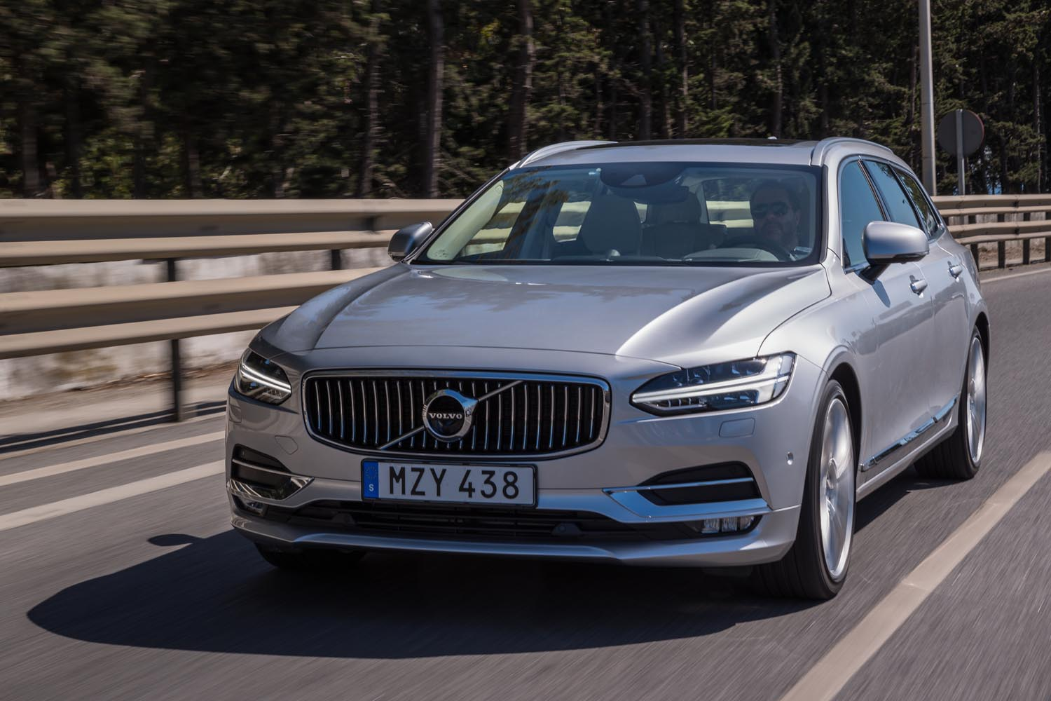 2017 Volvo V90 Review | CarAdvice