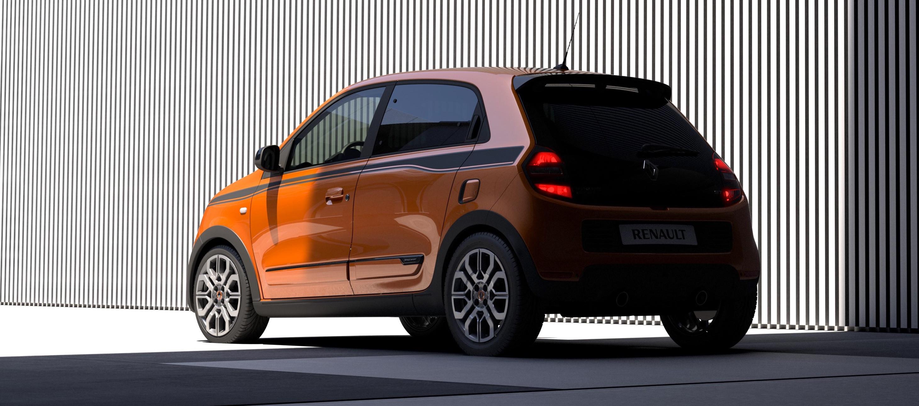 renault twingo gt rear drive city car gets renault sport boost photos 1 of 14. Black Bedroom Furniture Sets. Home Design Ideas