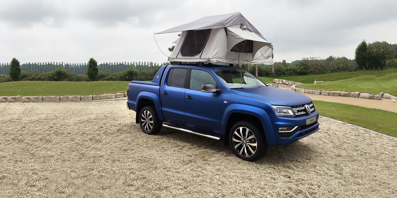 2017 Volkswagen Amarok Review | CarAdvice
