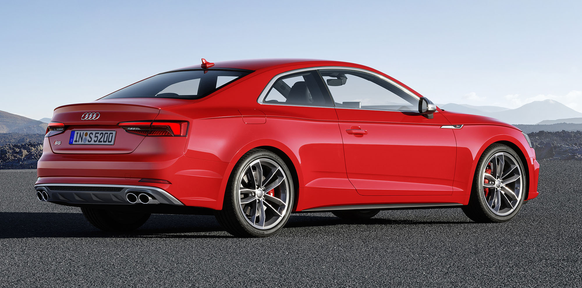 2017 audi a5 coupe s5 coupe revealed australian launch due first half next year photos 1 of 15. Black Bedroom Furniture Sets. Home Design Ideas