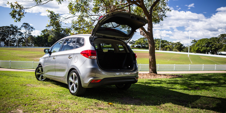 2016 Kia Rondo Platinum Review | CarAdvice