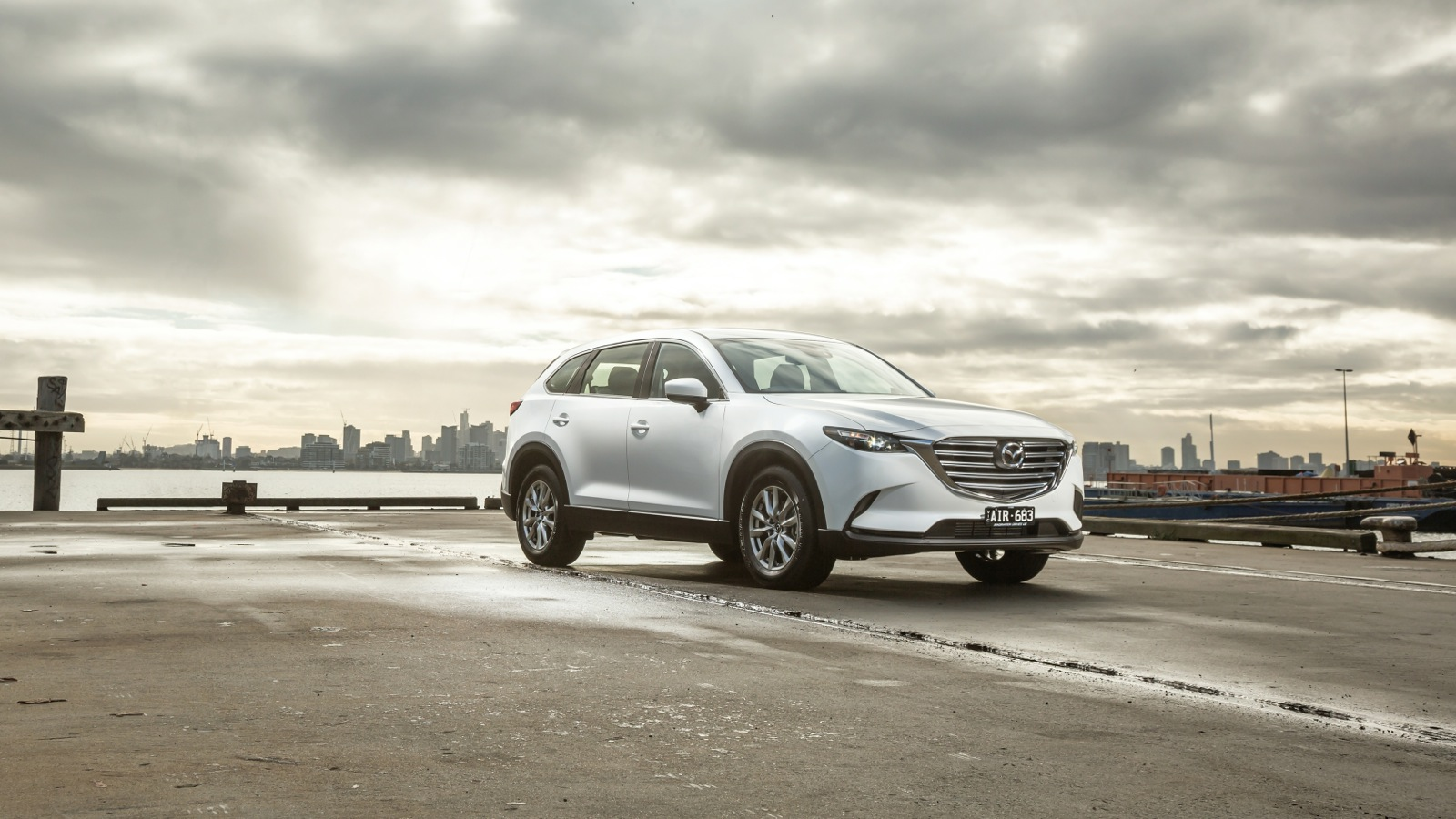Creative 2016 Mazda CX9 Review  CarAdvice