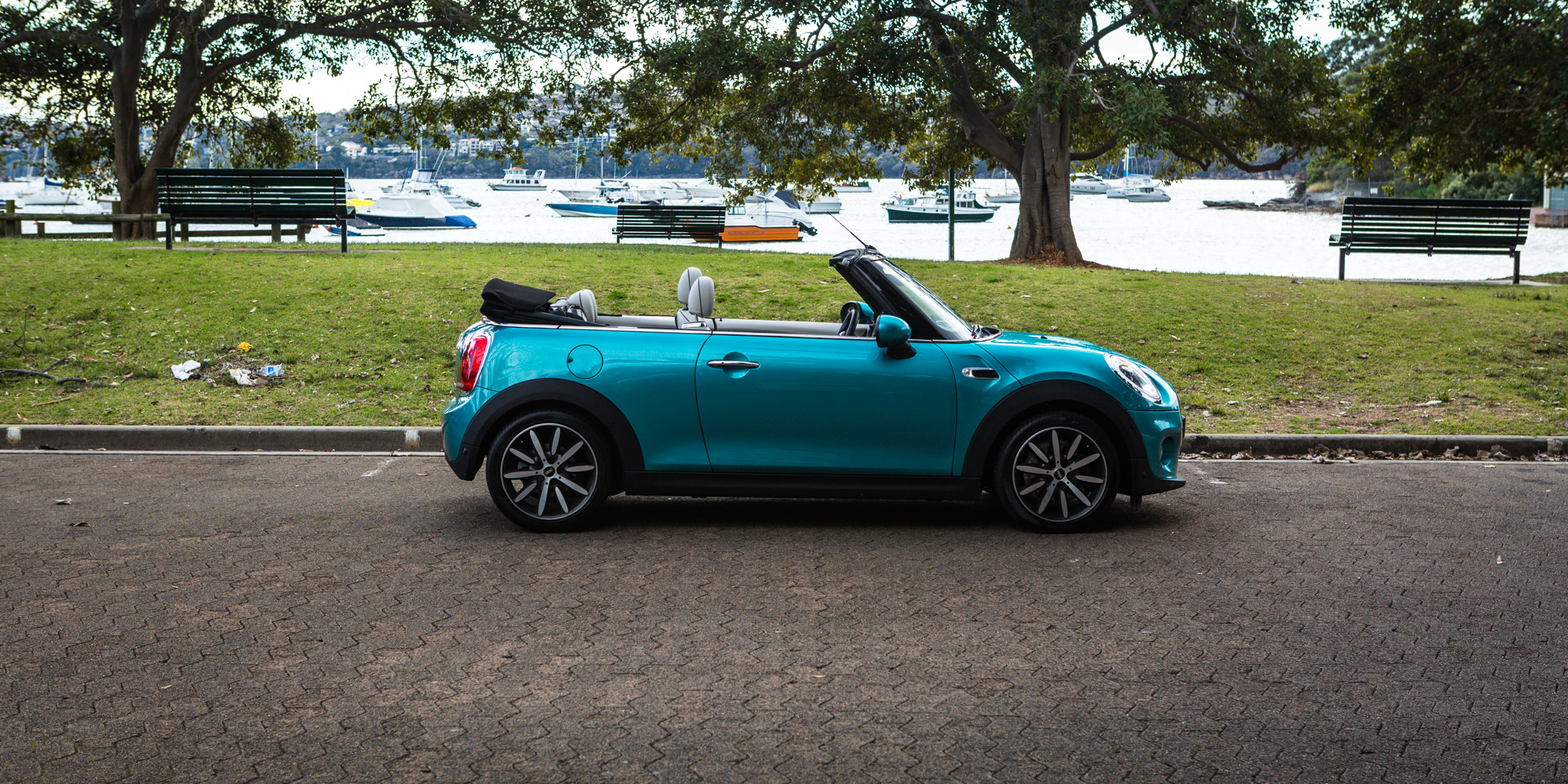 Creative 2016 Mini Cooper Convertible Review  CarAdvice