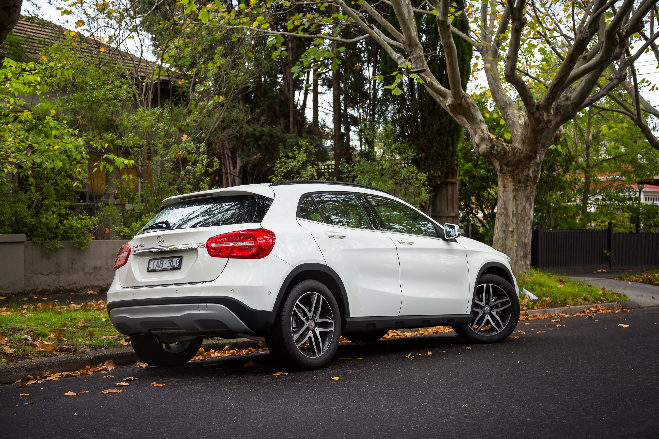 2016 mercedes benz gla180 review caradvice for Mercedes benz of cleveland
