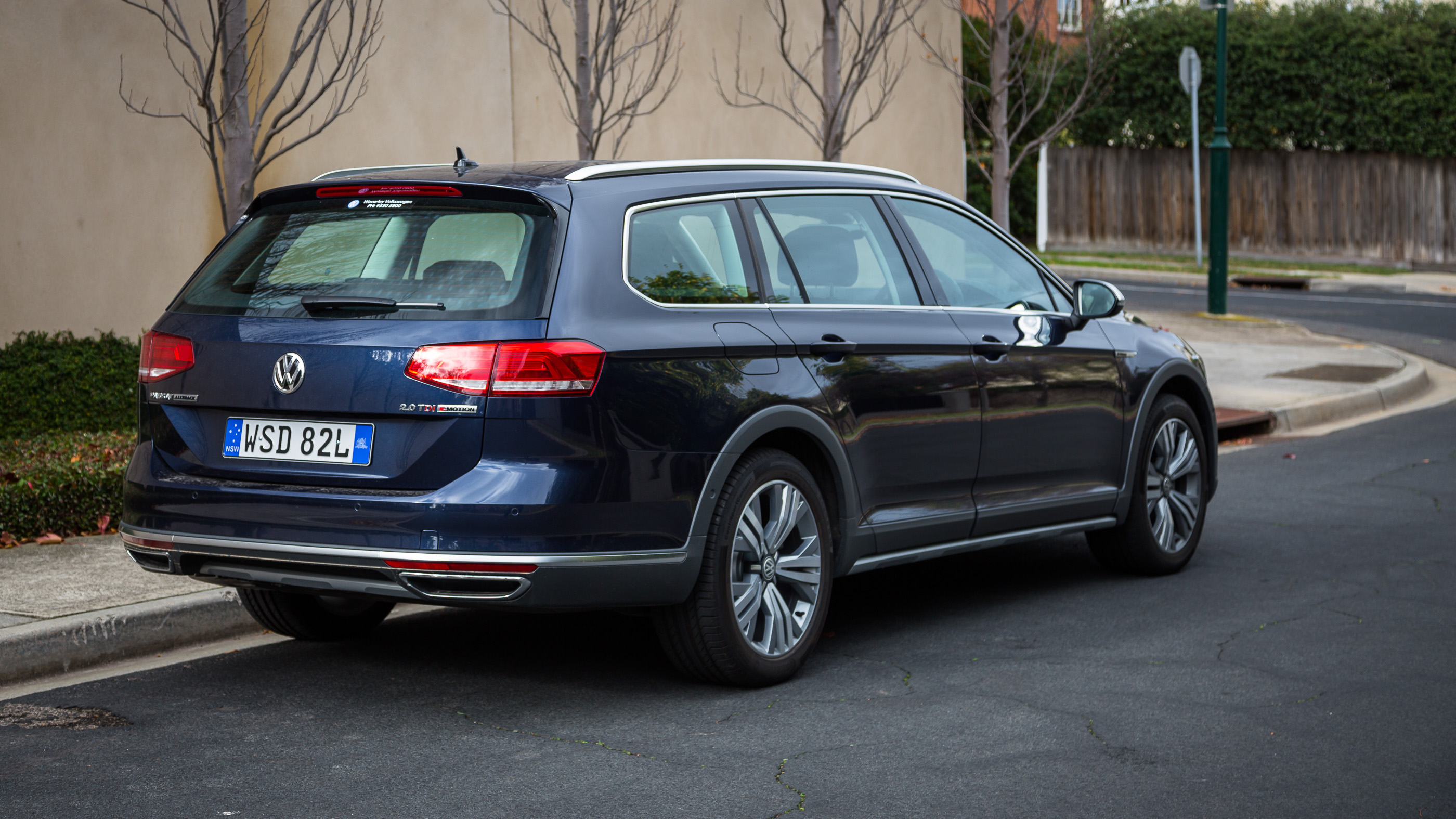 Volkswagen Passat Alltrack: specifications, photos and reviews of the owners