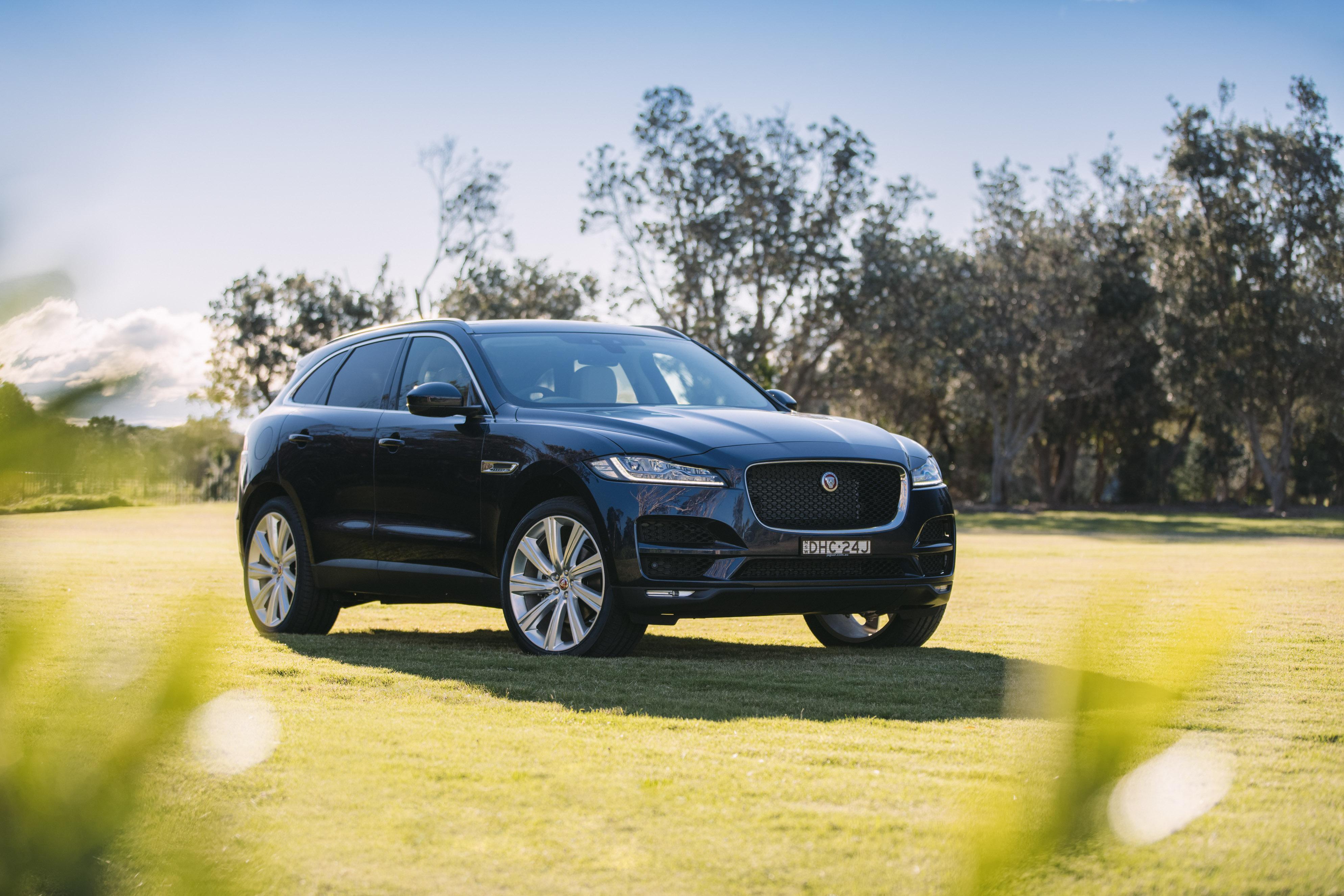 2017 Jaguar F-Pace Review | CarAdvice