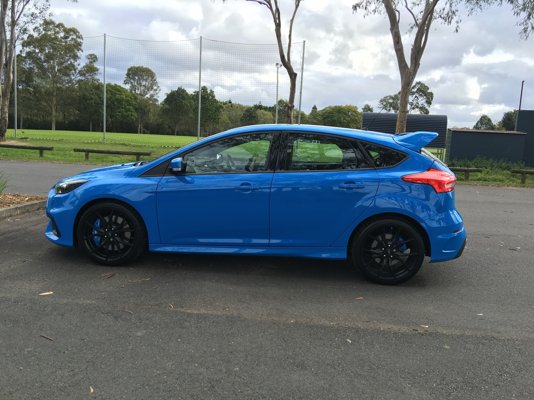 Elegant 2017 Ford Focus RS Review  CarAdvice