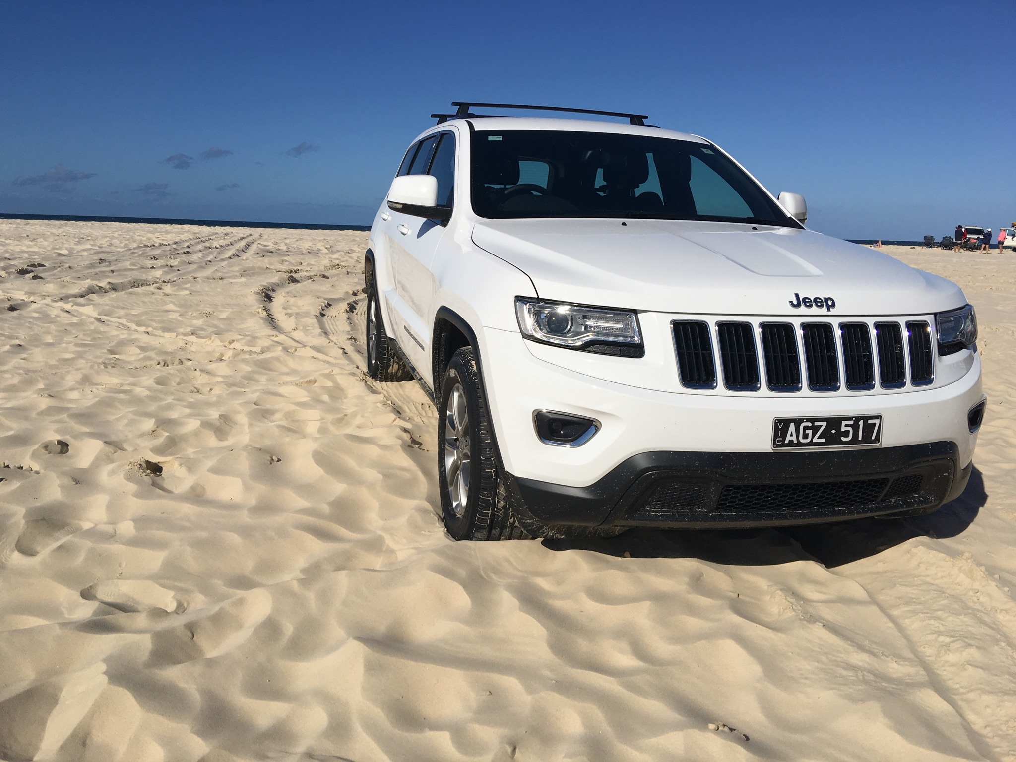 Awesome 2016 Jeep Grand Cherokee Laredo Review Fraser Island Weekender