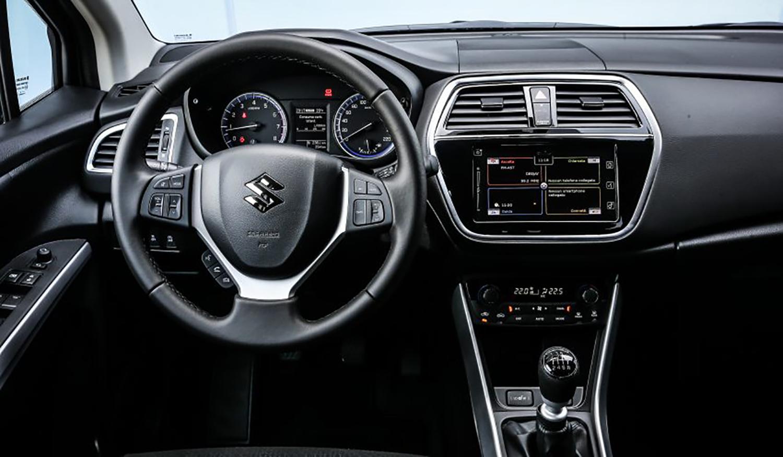 2017 Suzuki S-Cross facelift revealed ahead of Paris debut ...