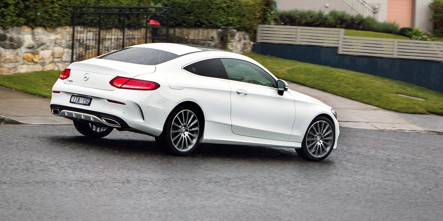 2016 mercedes benz c300 coupe review long term report two