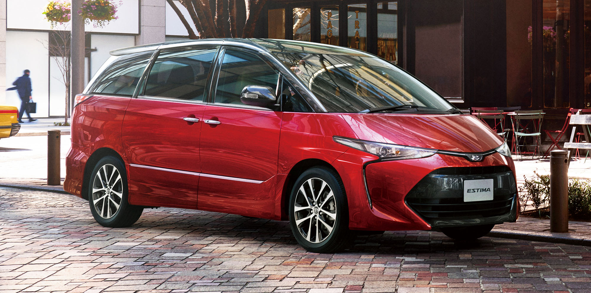 Toyota Estima 2018 >> 2017 Toyota Tarago facelift due in the coming months - Photos (1 of 10)