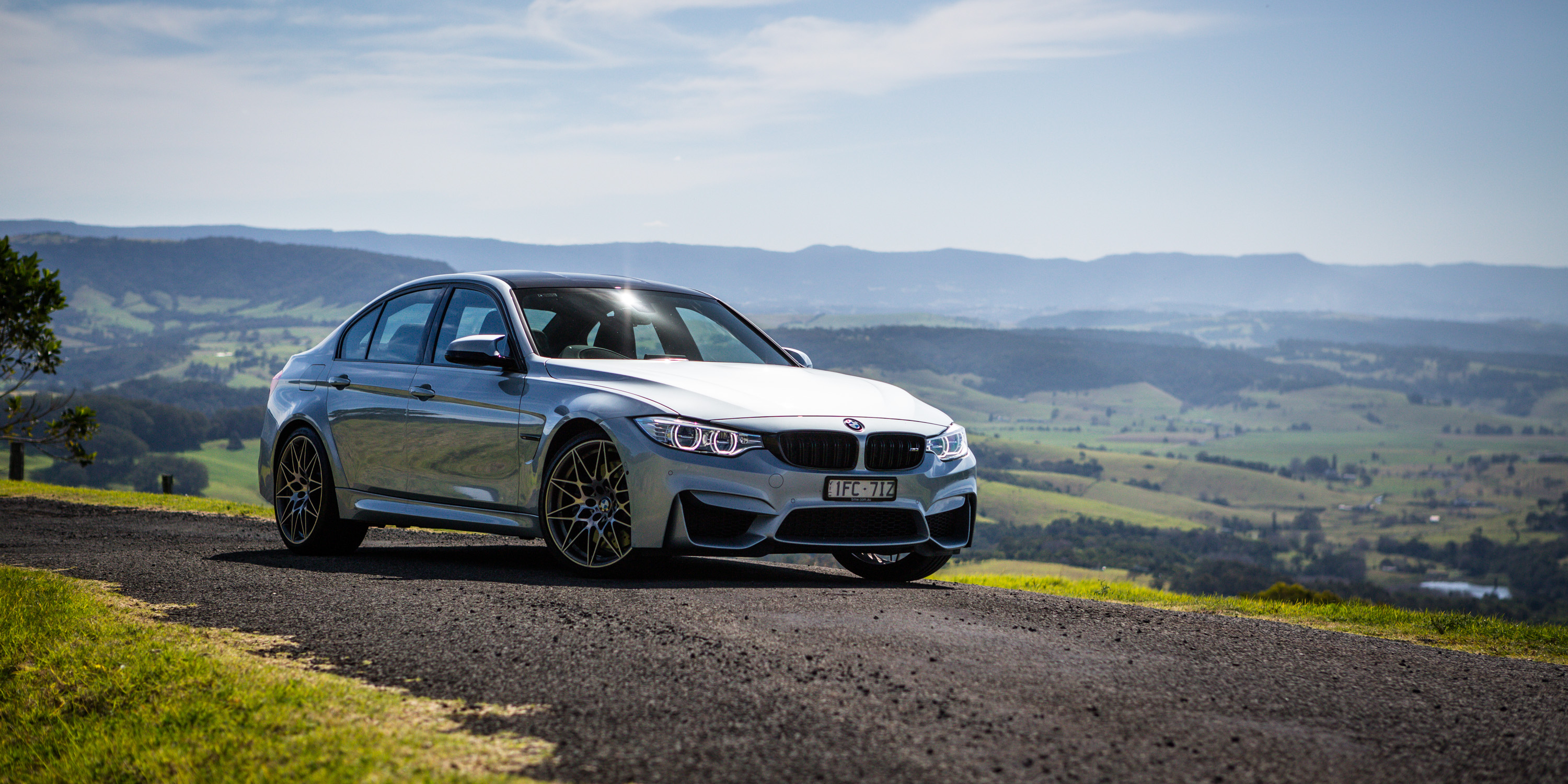 Amazing 2016 BMW M3 Competition Review  CarAdvice