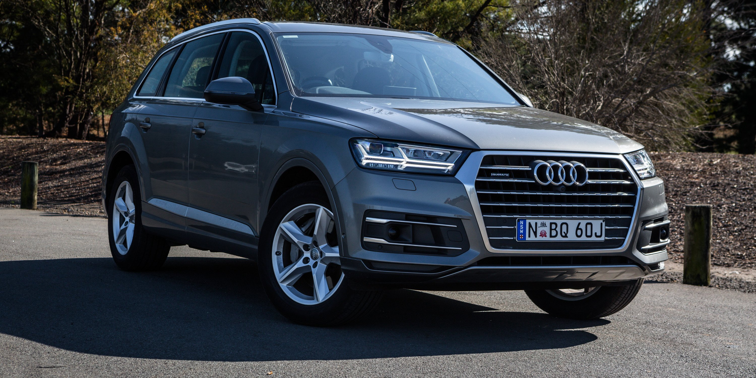 2016 17 audi q7 sq7 recalled for seat fix 3400 vehicles affected photos 1 of 2. Black Bedroom Furniture Sets. Home Design Ideas