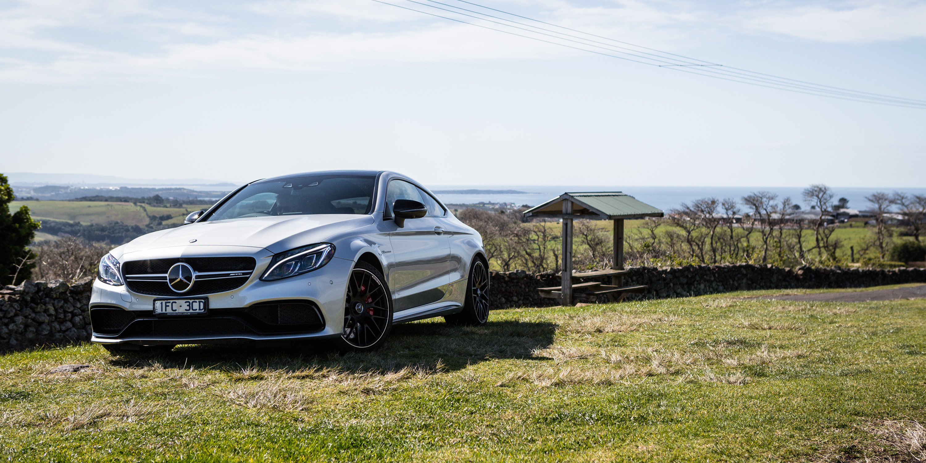2017 mercedes amg c63 s coupe review caradvice for 08 mercedes benz