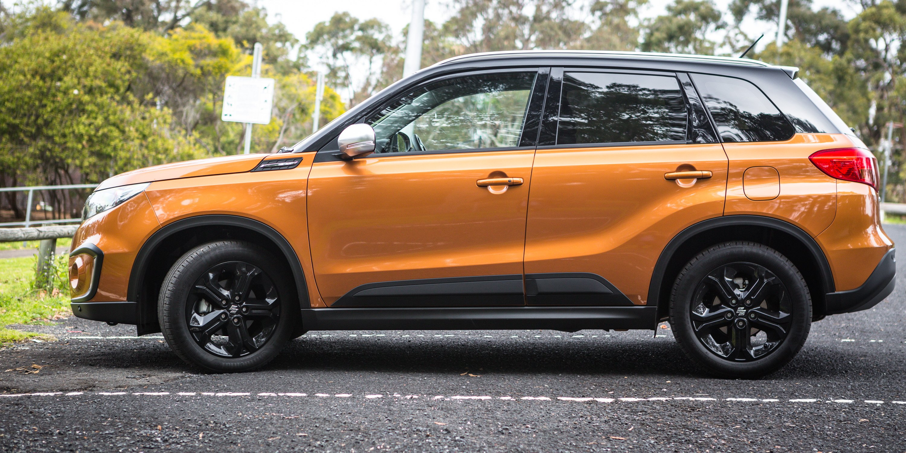Brilliant 2016 Suzuki Vitara Range Review  Photos 1 Of 174