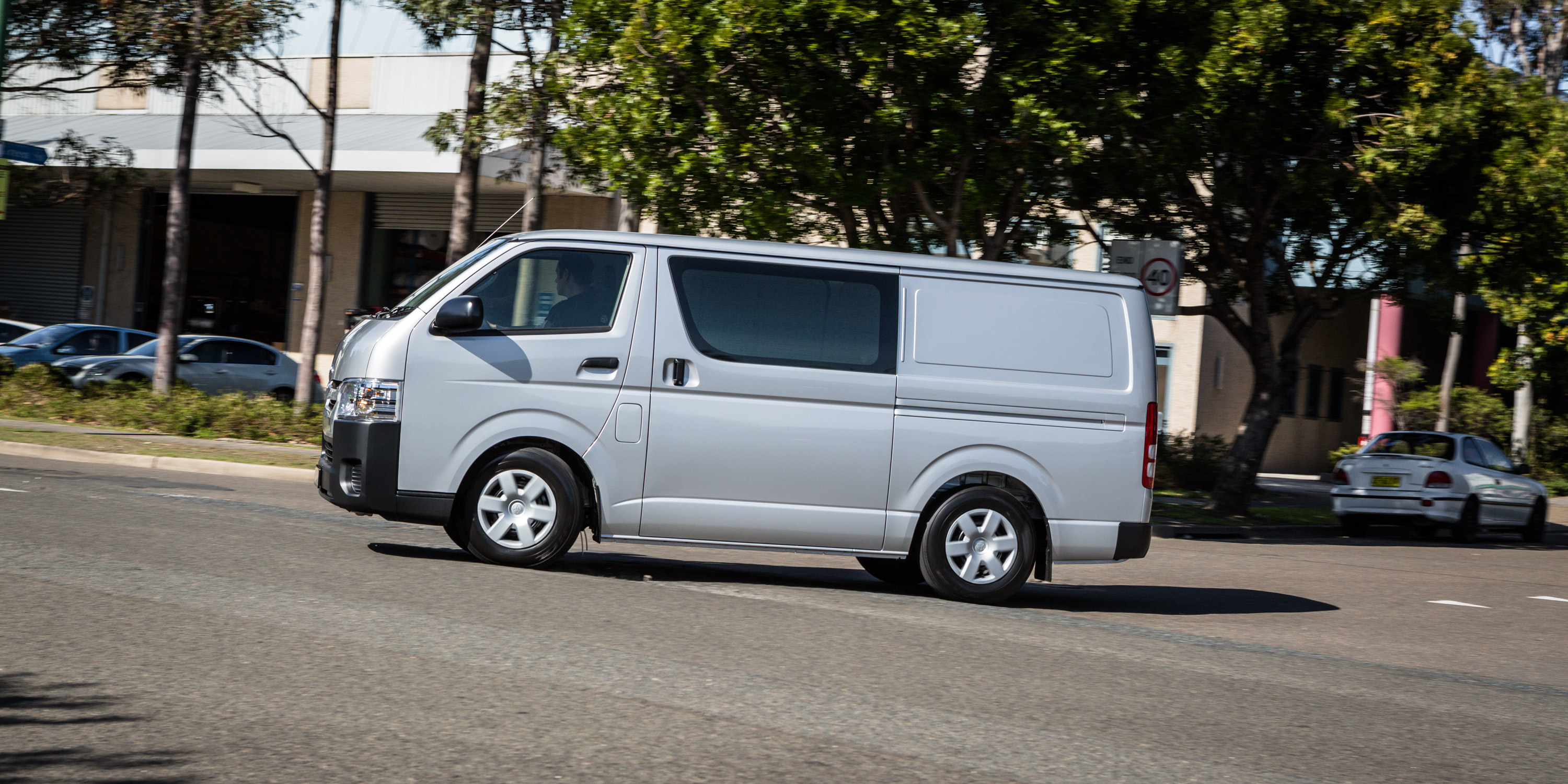 2016 Toyota Hiace Lwb Review Caradvice | Autos Post