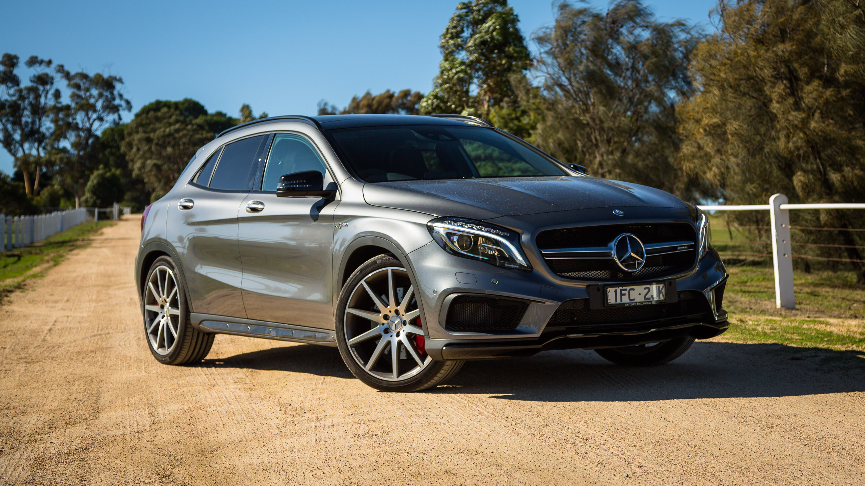 2016 mercedes amg gla45 review caradvice. Black Bedroom Furniture Sets. Home Design Ideas