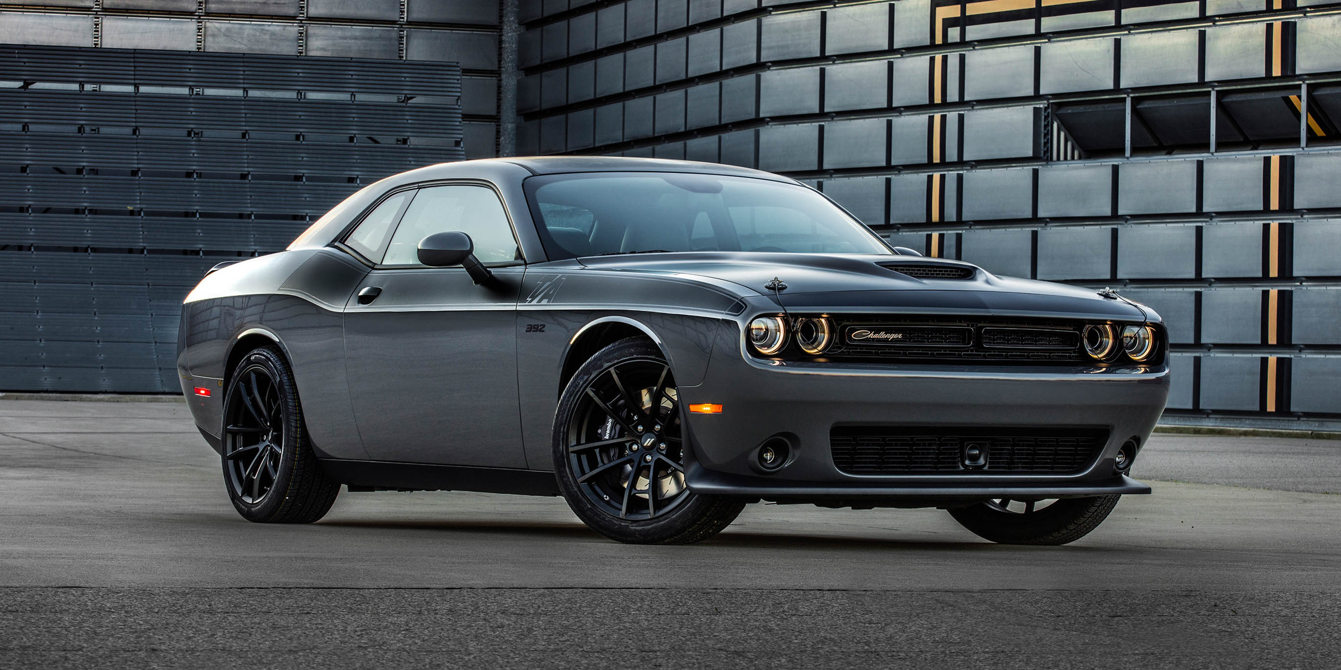 Dodge Adds Bit Of Hellcat To 2017 Dodge Charger Challenger | 2017 ...