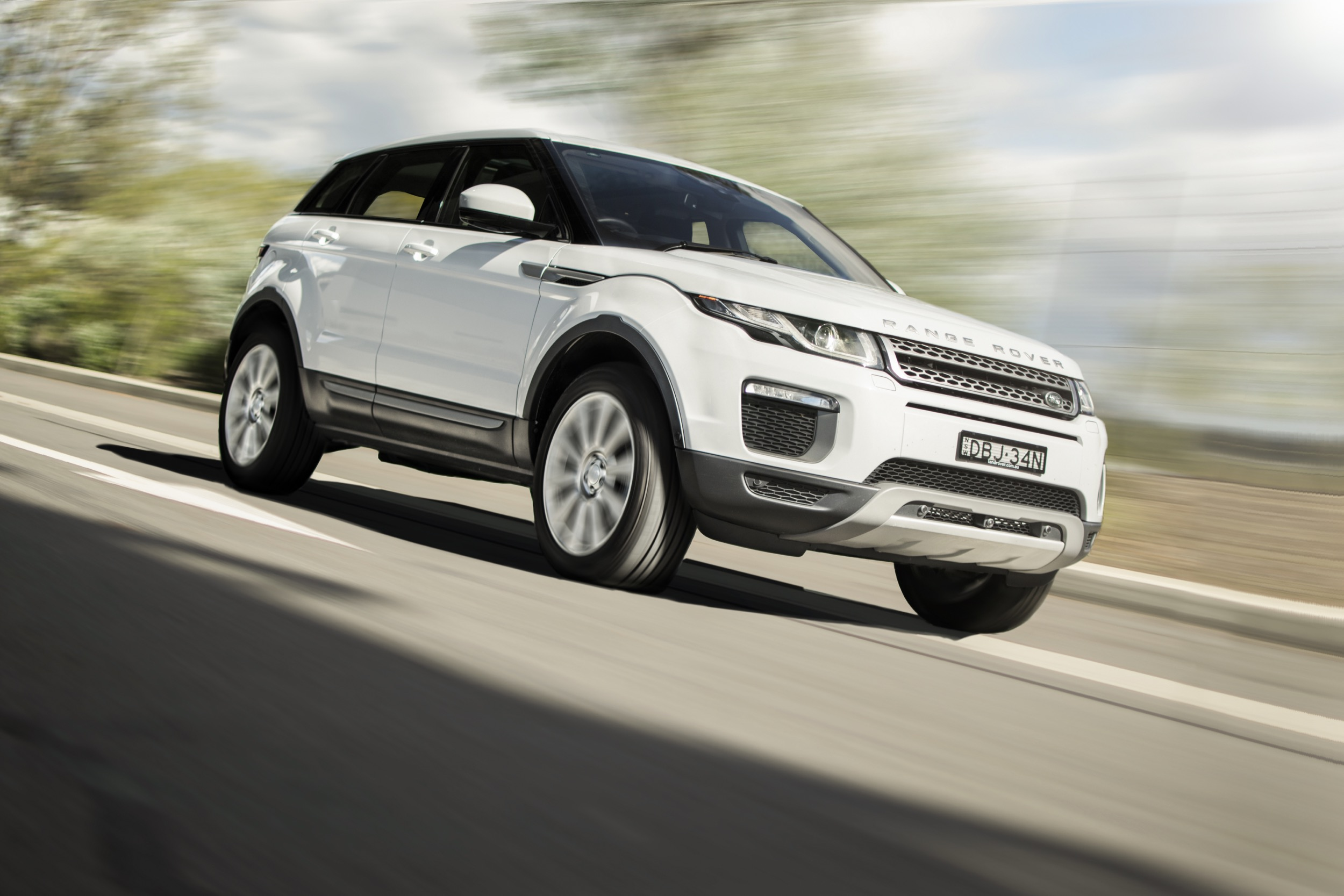 2016 range rover evoque si4 review caradvice. Black Bedroom Furniture Sets. Home Design Ideas