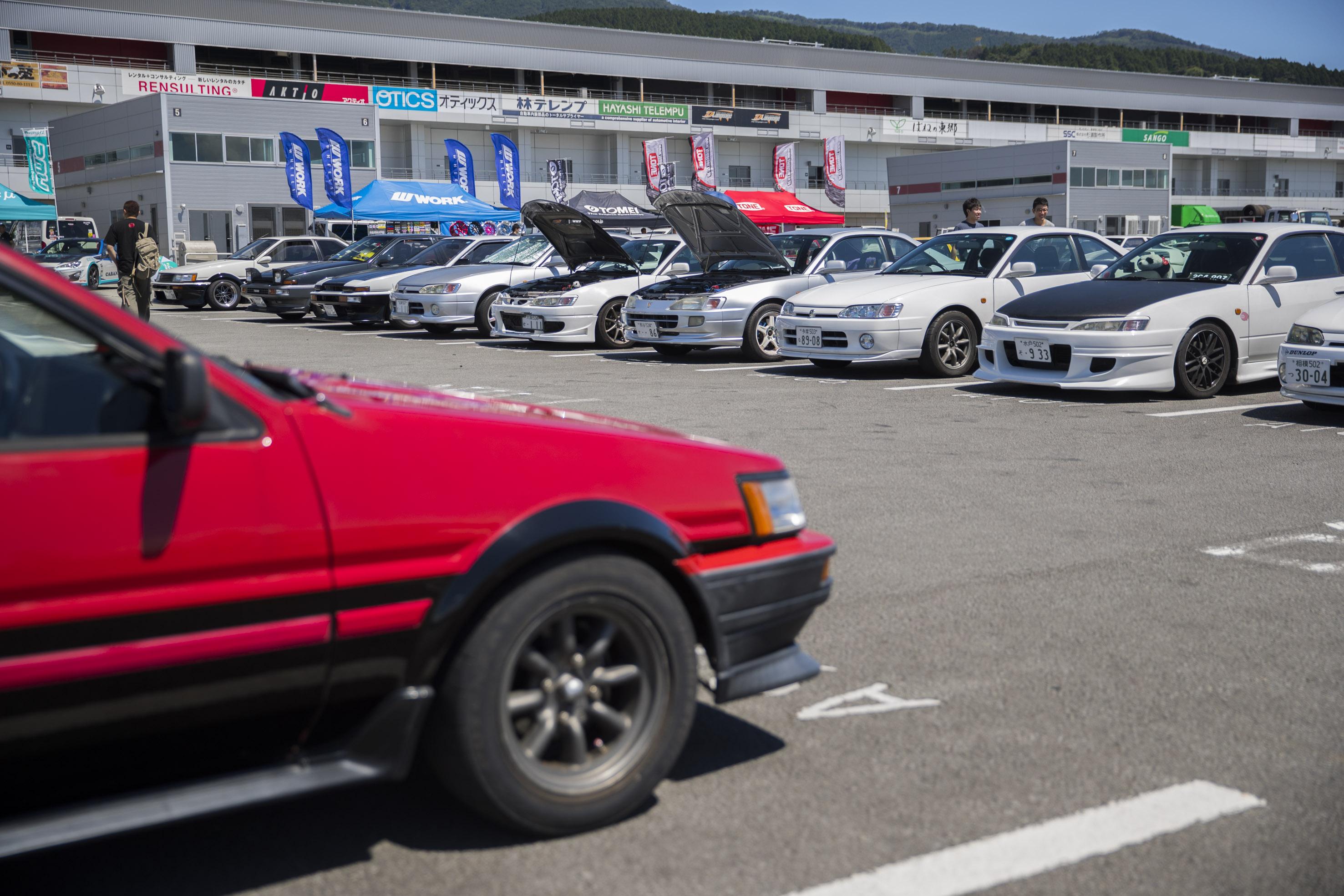 Popular 2016 Toyota 86 Style At Fuji Speedway  Photos  CarAdvice