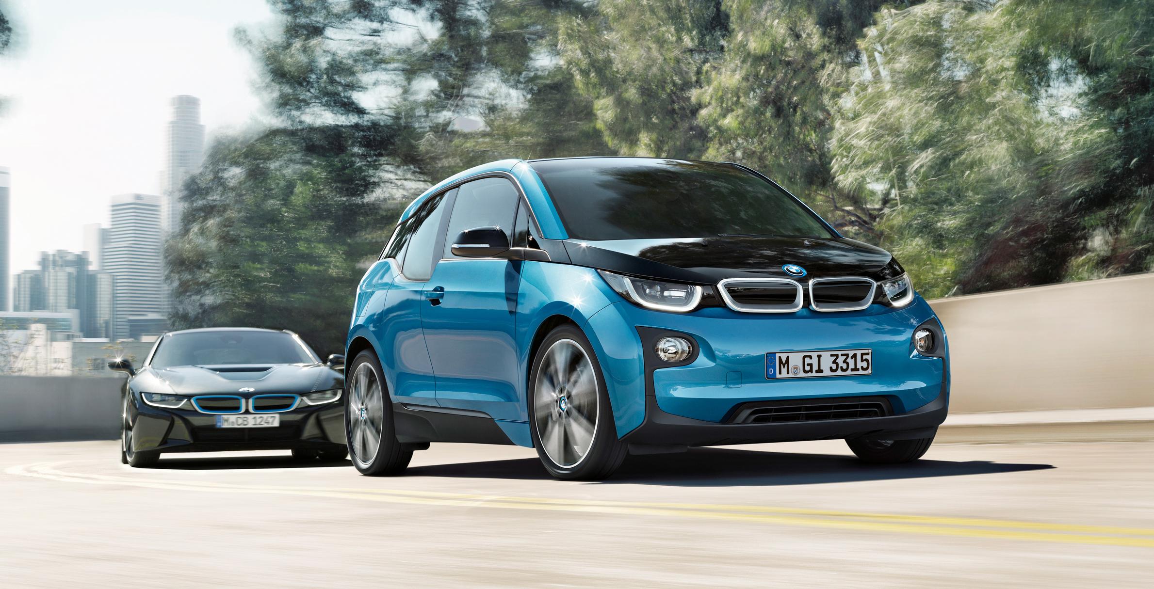 BMW EV Range To Include Electric 3 Series, X3, X4, Mini