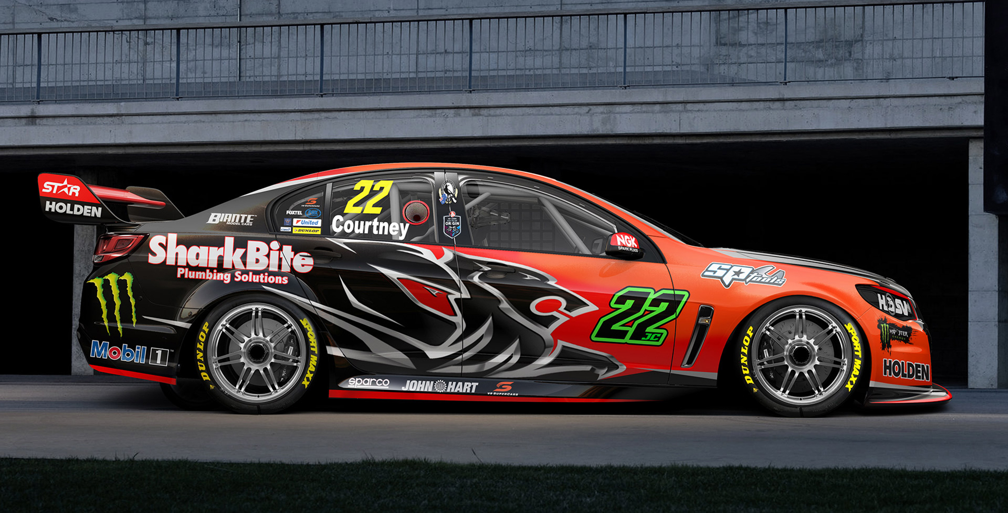 Holden Commits To Supercars New Commodore To Race In