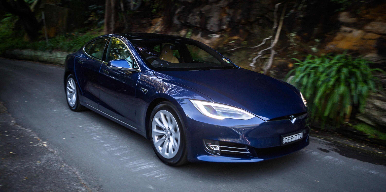 Tesla Model S 75D >> 2017 Tesla Model S 75D Review | CarAdvice