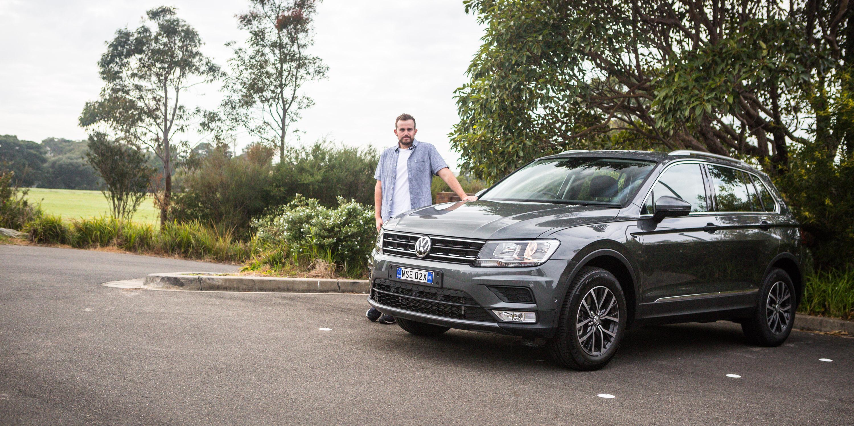Wonderful 2017 Volkswagen Tiguan 132TSI Comfortline Review  CarAdvice