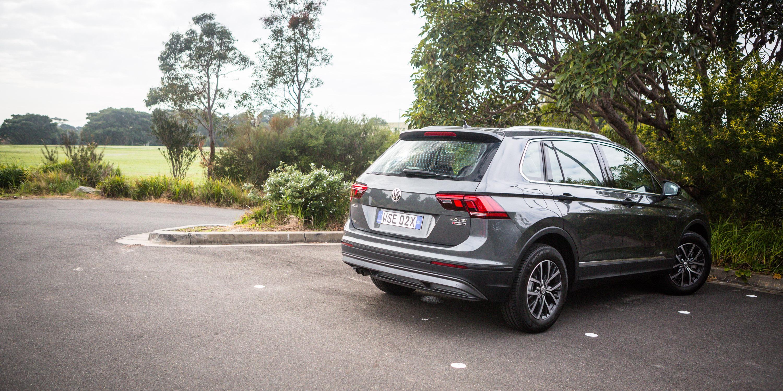 Excellent 2017 Volkswagen Tiguan 132TSI Comfortline Review  CarAdvice