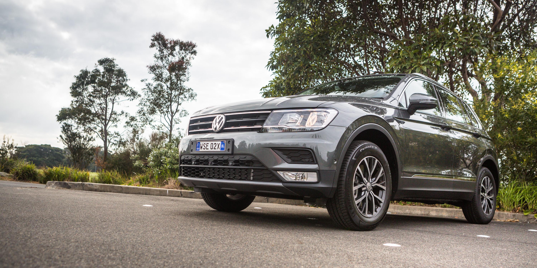 New 2017 Volkswagen Tiguan 132TSI Comfortline Review  CarAdvice