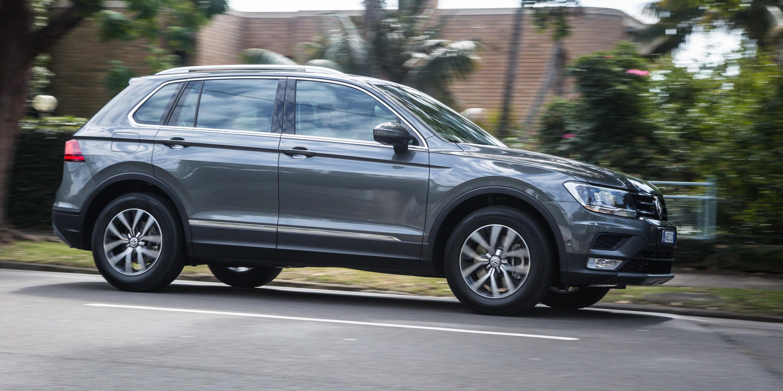 Innovative 2017 Volkswagen Tiguan 132TSI Comfortline Review  CarAdvice