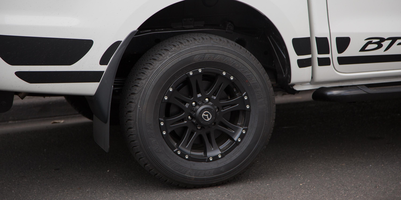 Elegant 2016 Mazda BT50 XTR Kuroi Pack Review  CarAdvice