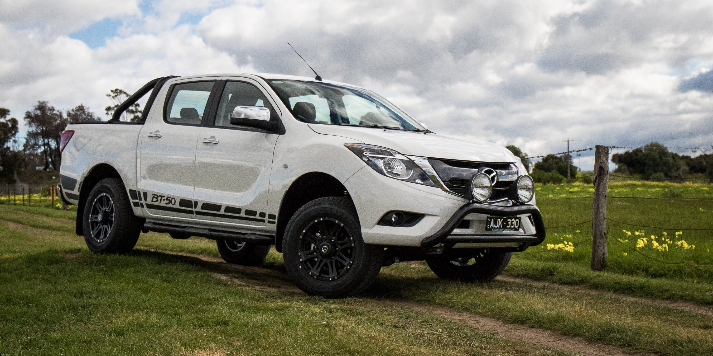 2016 mazda bt 50 xtr kuroi pack review caradvice. Black Bedroom Furniture Sets. Home Design Ideas