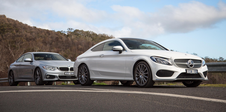 Comparison: 2015 Mercedes-Benz C-Class vs BMW 3-series vs Audi A4