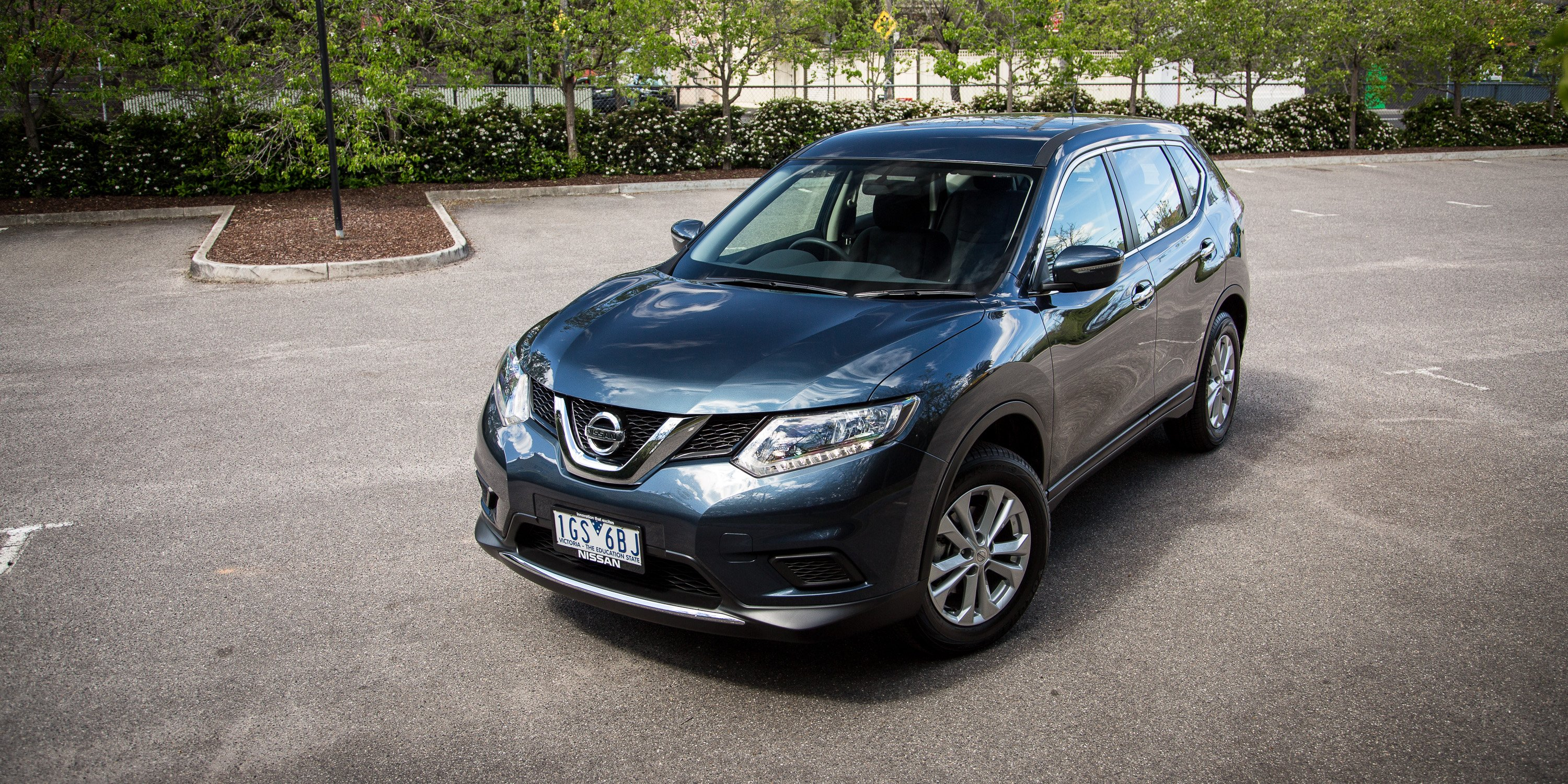 2016 nissan x trail st awd review caradvice. Black Bedroom Furniture Sets. Home Design Ideas
