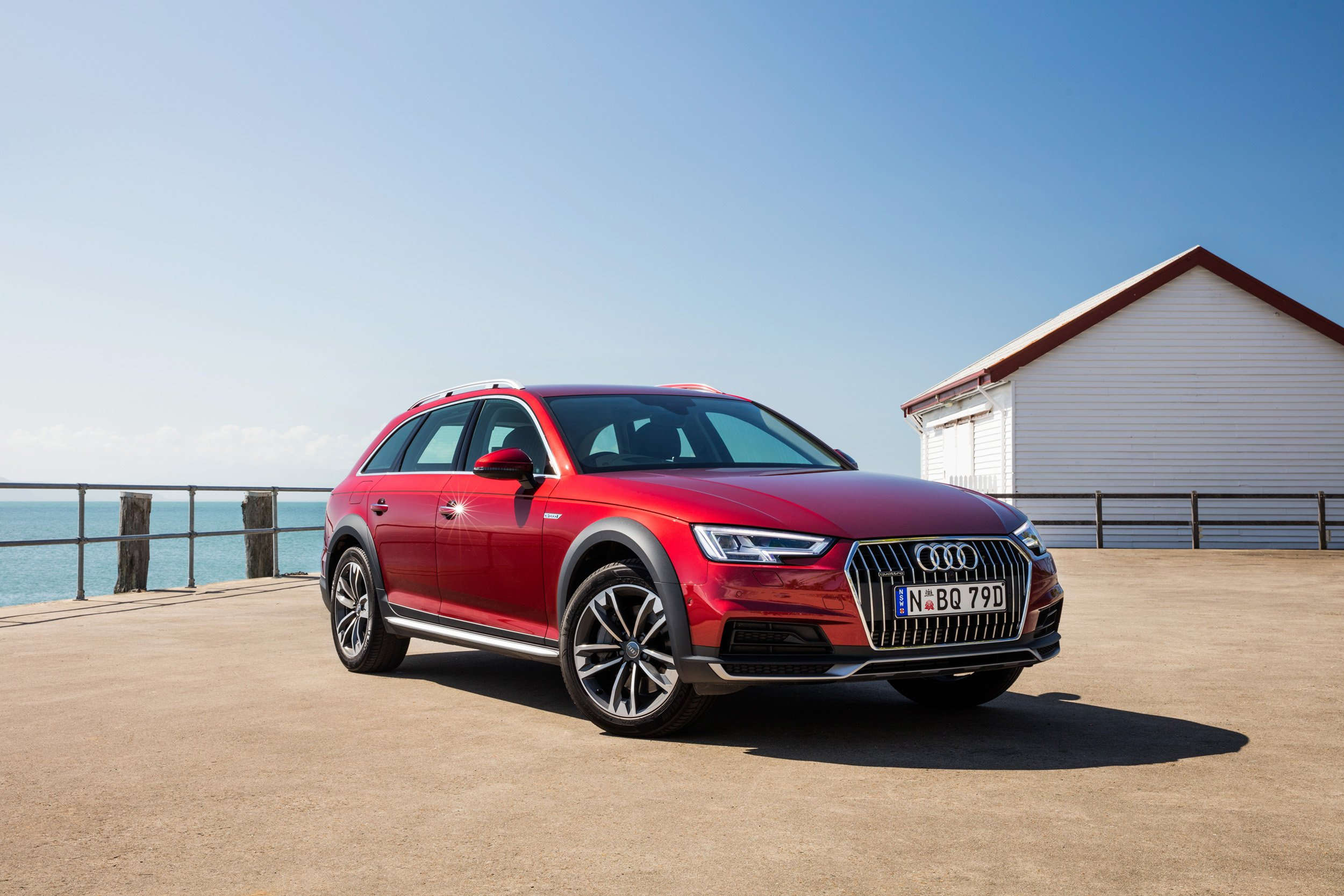2017 audi a4 allroad review caradvice. Black Bedroom Furniture Sets. Home Design Ideas