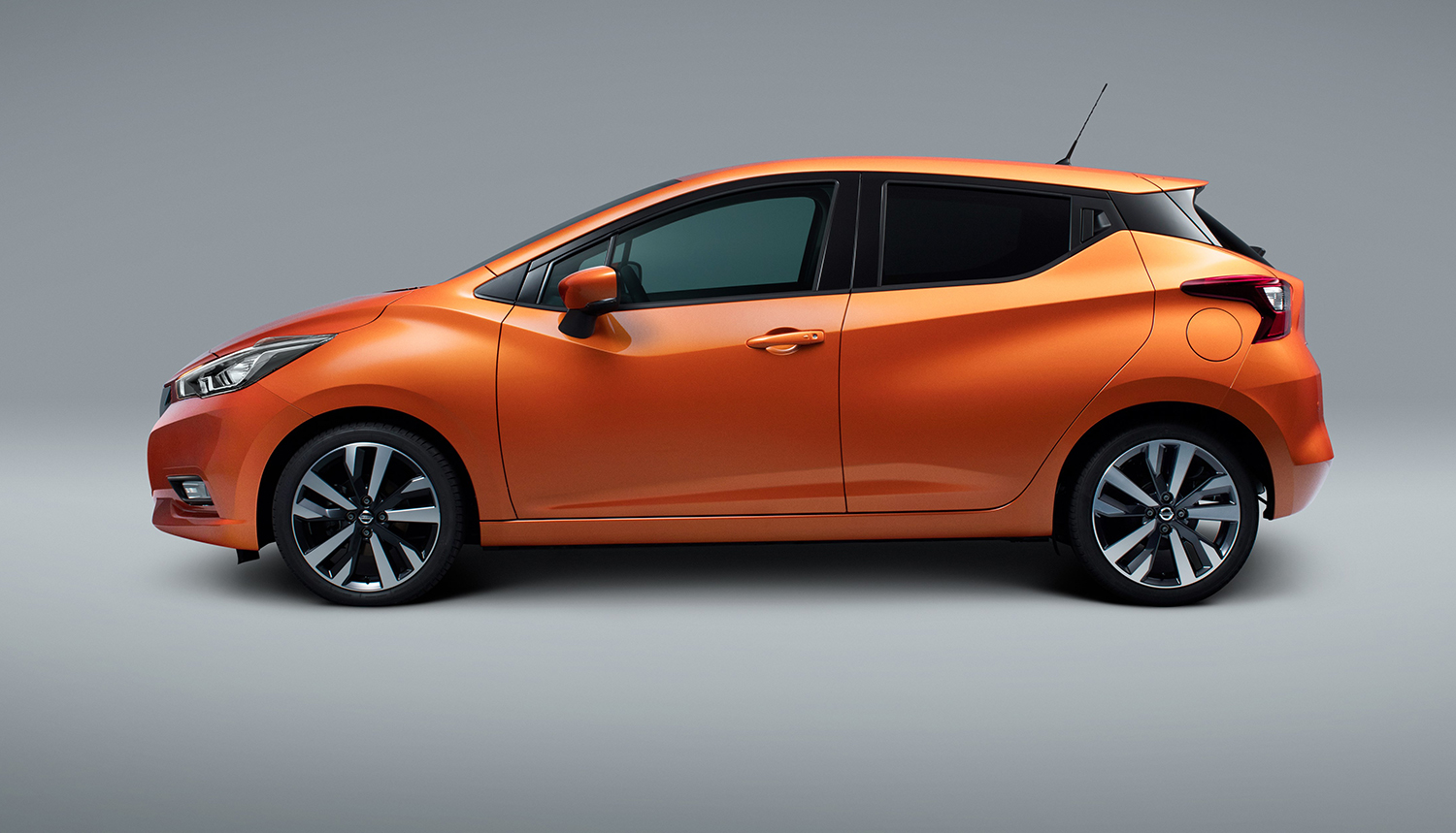 2017 Nissan Micra revealed in Paris - Photos (1 of 28)