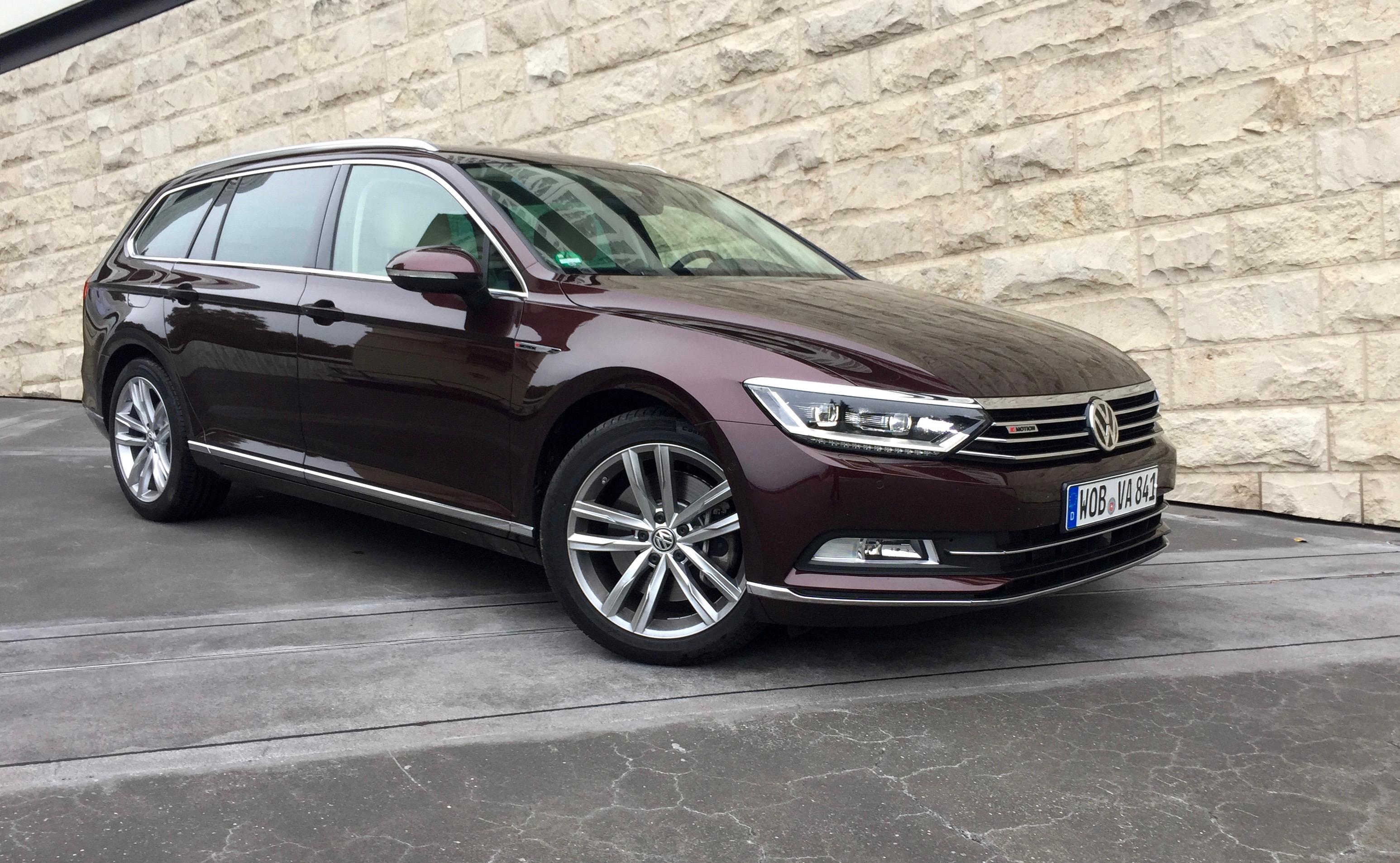 Unique 2017 Volkswagen Passat 206TSI RLine Review  CarAdvice