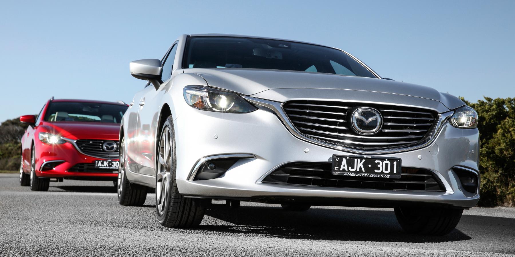 Fantastic 2017 Mazda 6 Review  CarAdvice