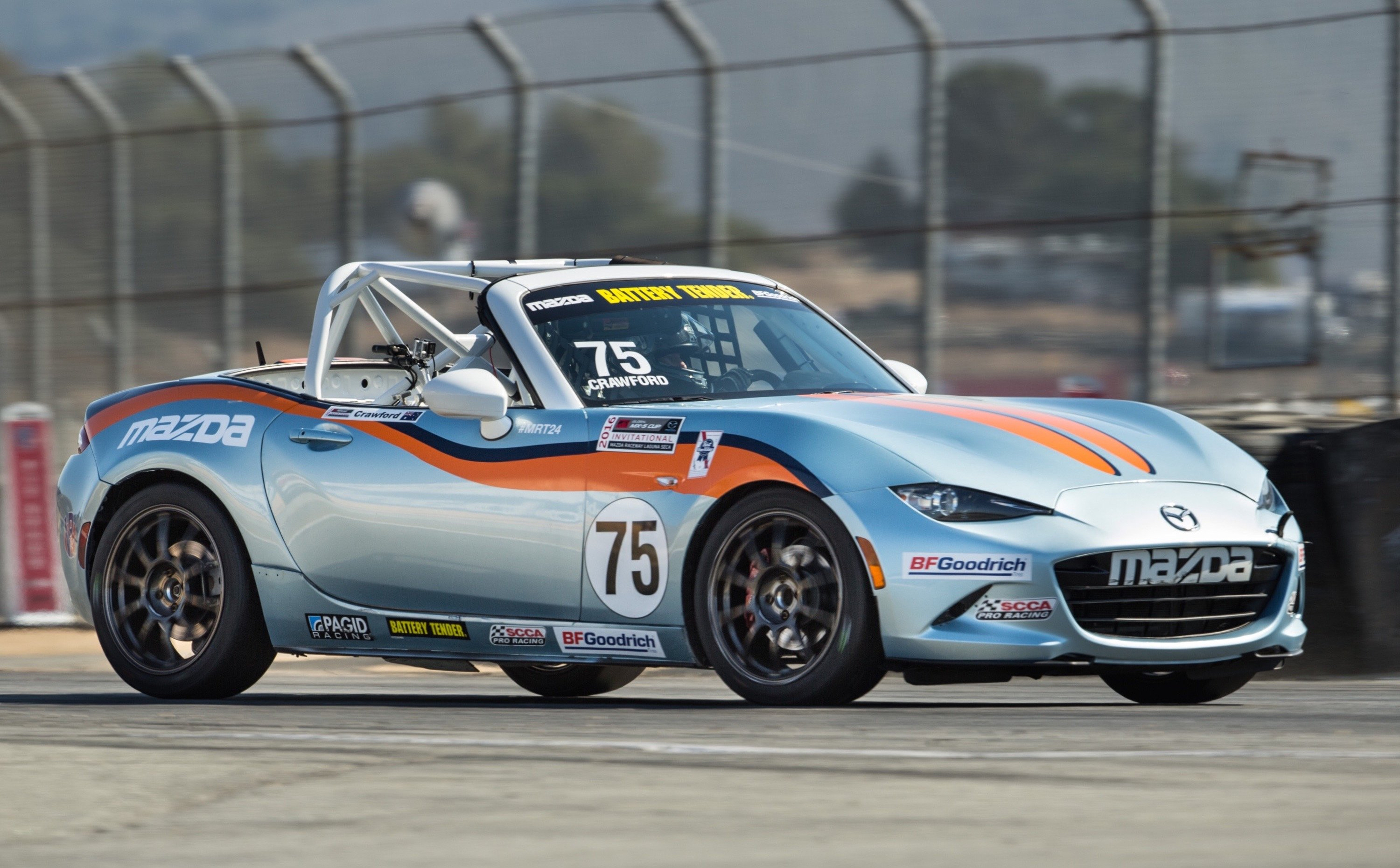 Fantastic 2016 Mazda MX5 Cup Global Invitational No Podium But At