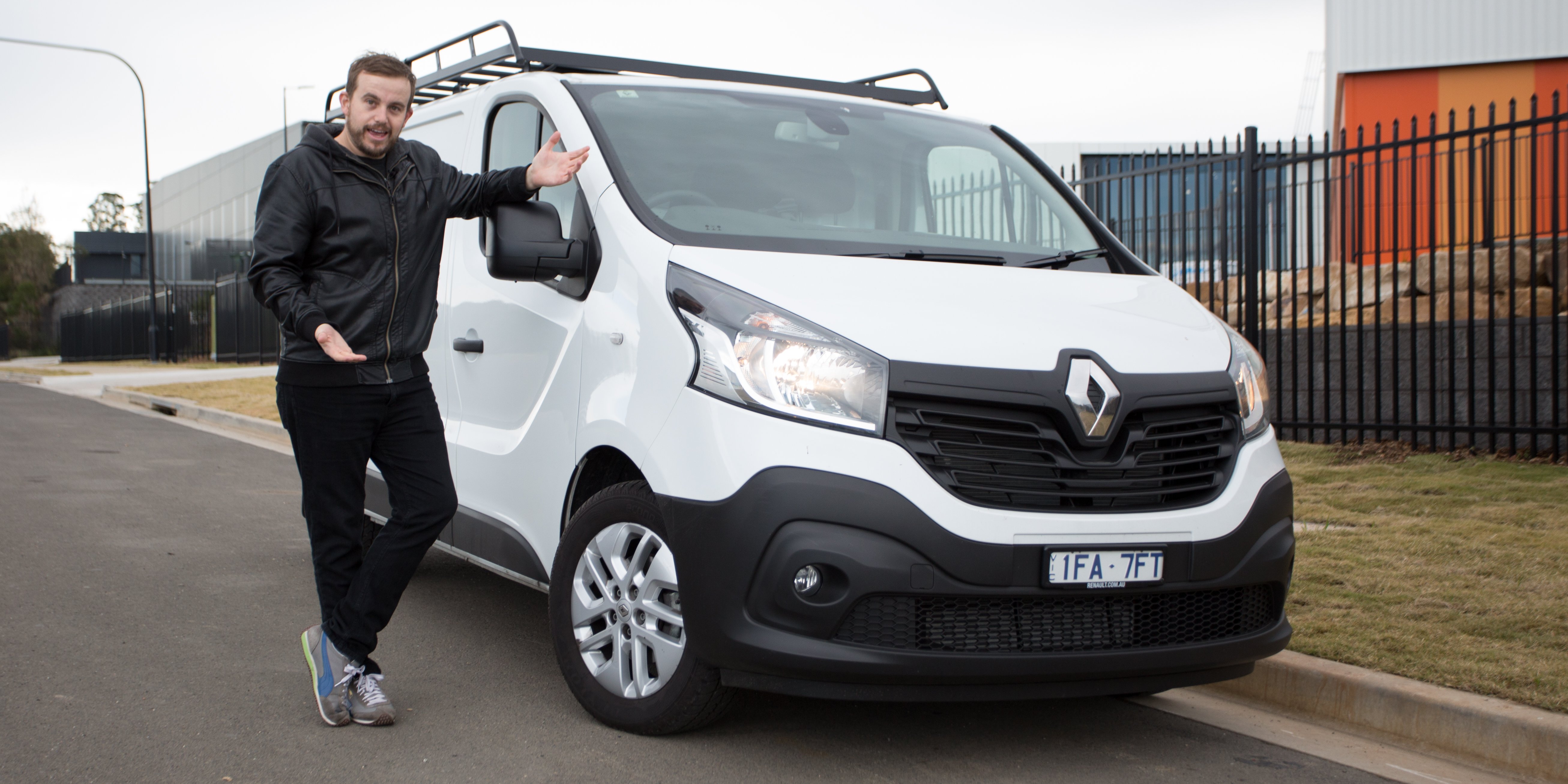 2016 renault trafic review long term report four farewell caradvice. Black Bedroom Furniture Sets. Home Design Ideas