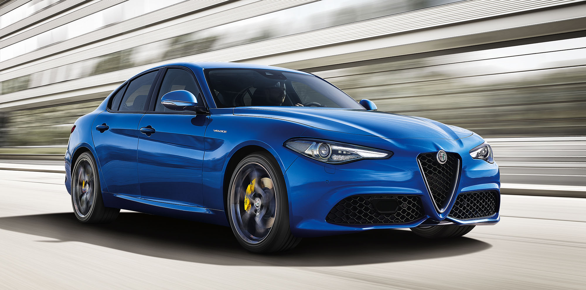 2017 alfa romeo giulia veloce faster awd variant announced photos 1 of 4. Black Bedroom Furniture Sets. Home Design Ideas