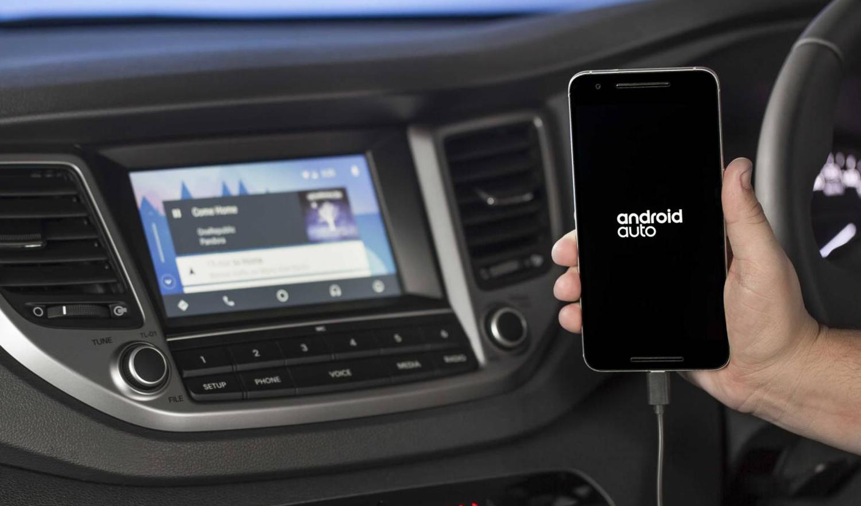hyundai android auto photos