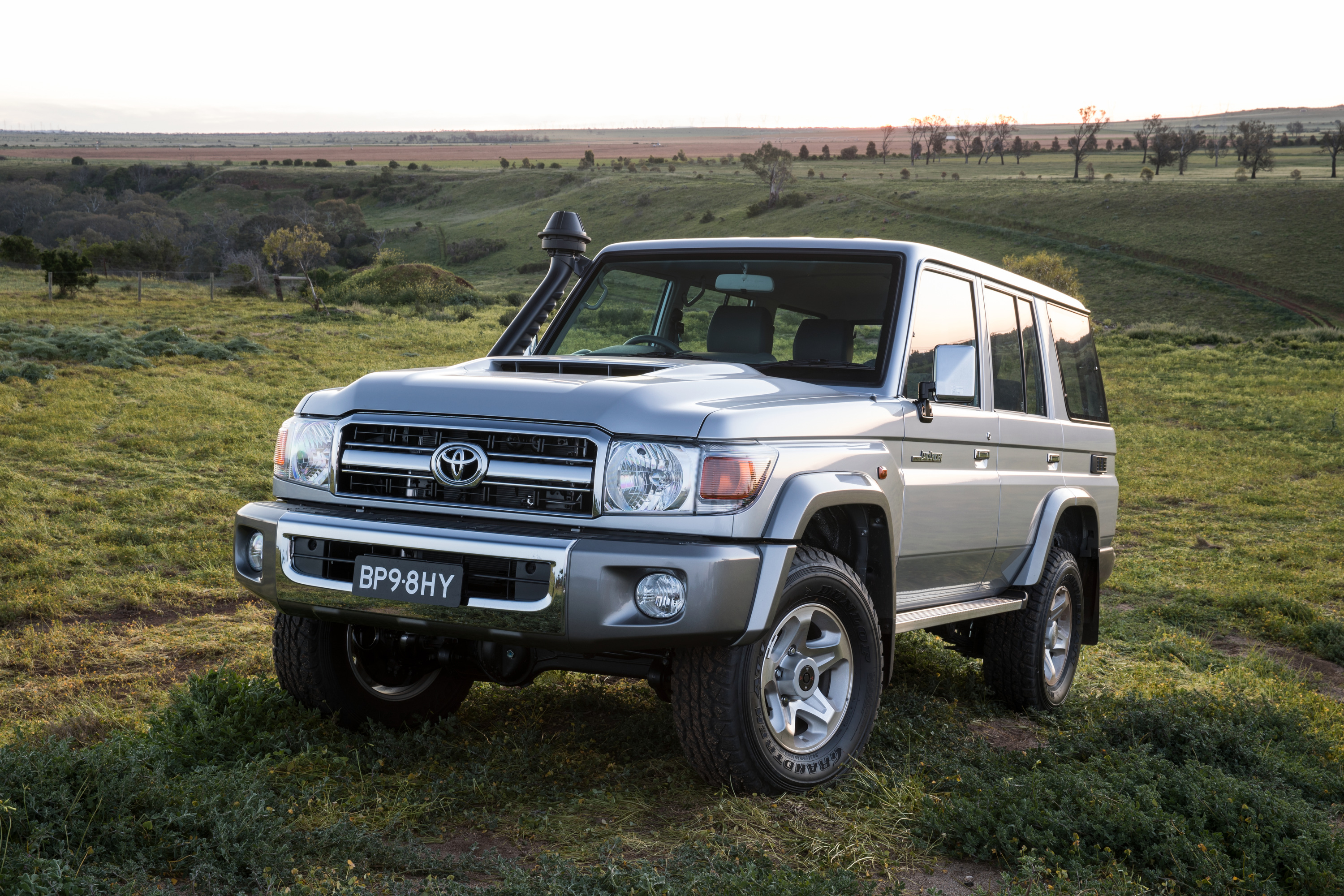 2017 toyota landcruiser 70 series pricing and specs. Black Bedroom Furniture Sets. Home Design Ideas