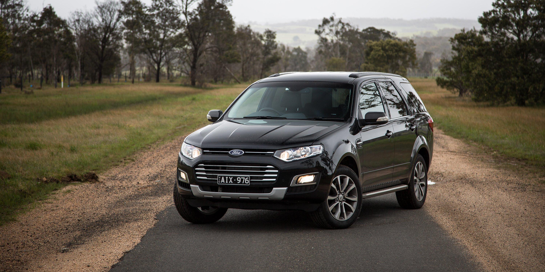 2016 Ford Territory Titanium Diesel Review: A Farewell
