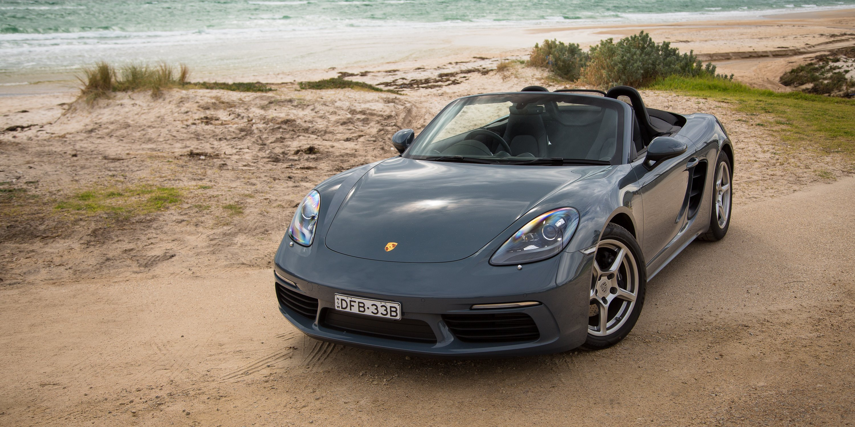 2016 porsche 718 boxster review caradvice. Black Bedroom Furniture Sets. Home Design Ideas