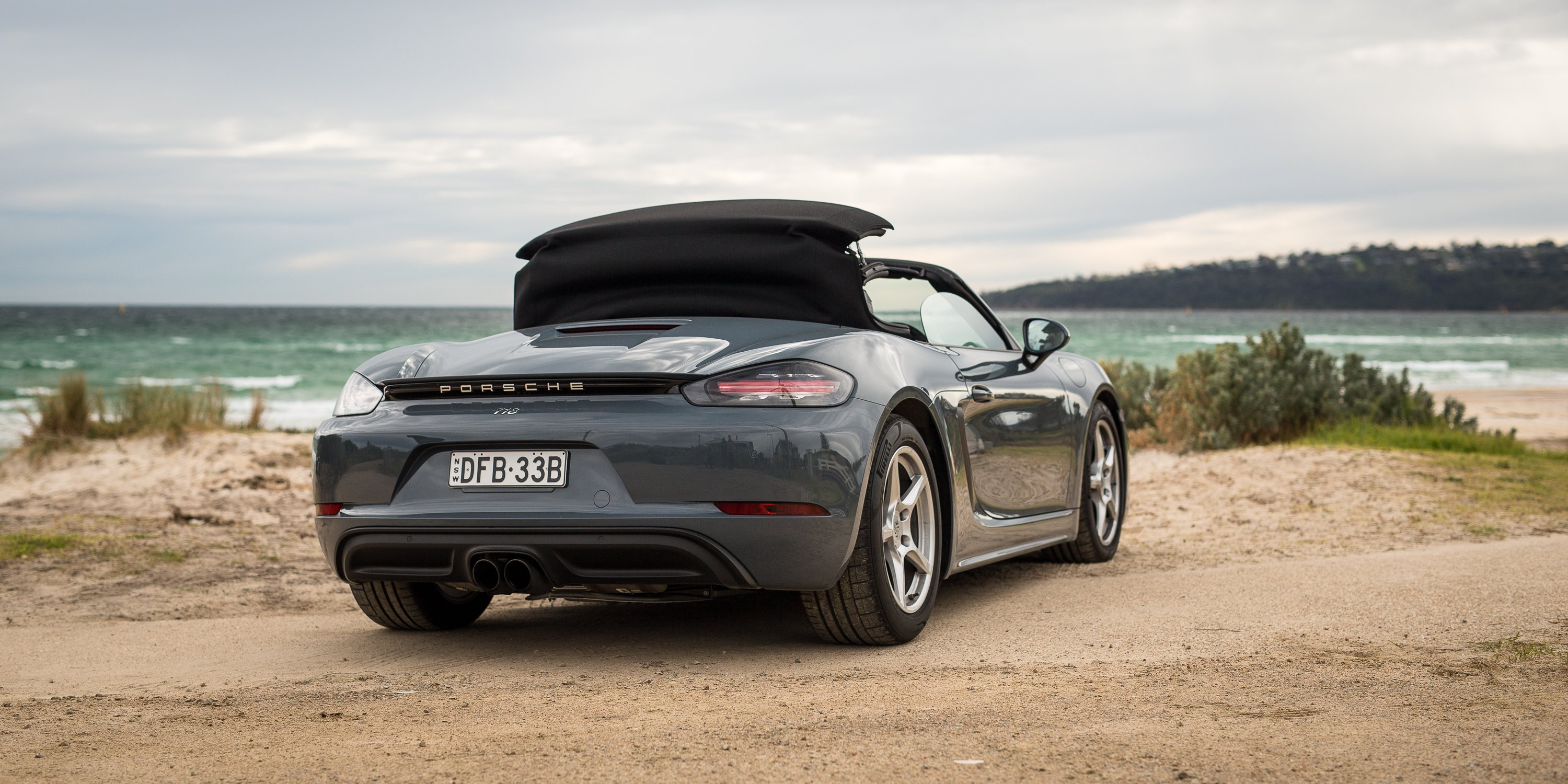Wonderful 2016 Porsche 718 Boxster Review  CarAdvice